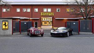 Ferrari anniversario 70 anni